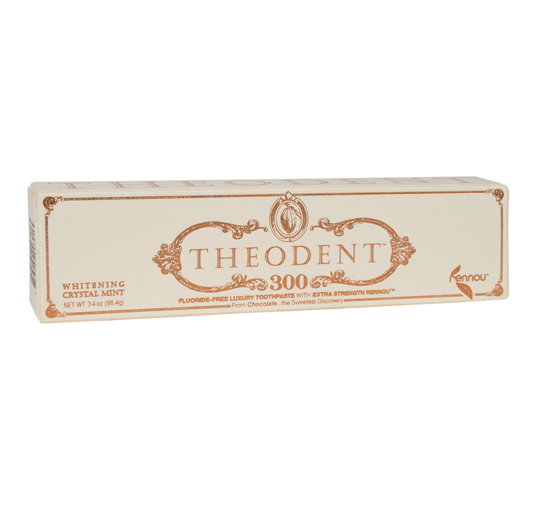 THEODENT 300 FLUORIDE-FREE LUXURY TOOTHPASTE 96.4g | Theodent