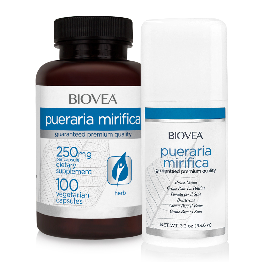 PUERARIA MIRIFICA BREAST CARE | BIOVEA