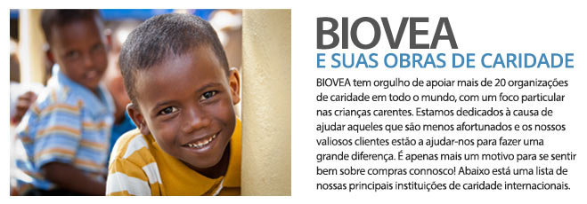 BIOVEA Gives Back!